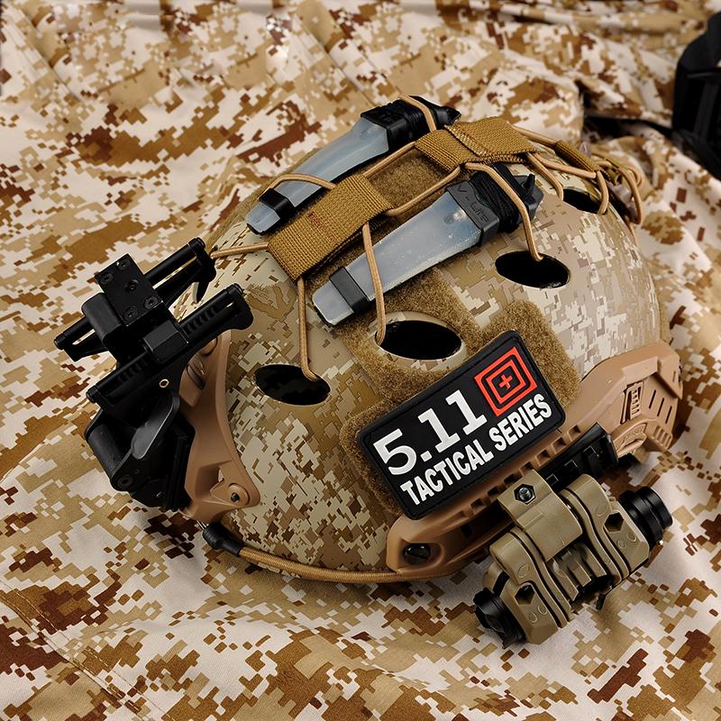 野战装备户外救 CS 战术头盔骑行军迷特种兵 FAST 8 红海买一送