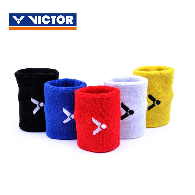 威克多Victor勝利羽毛球護腕123多色運動防護護具網籃球護腕