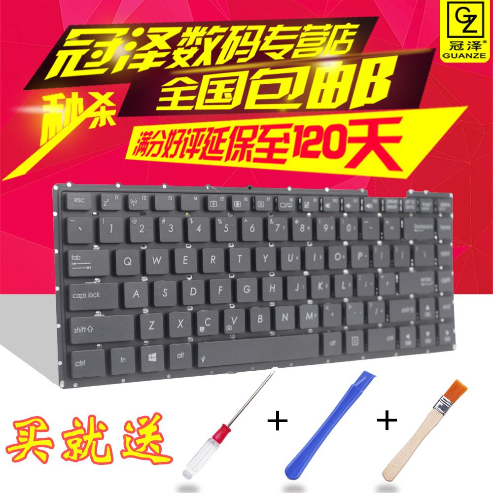 冠澤 ASUS華碩 X450V X450VB K450V X450C X450L Y481C Y481L鍵盤