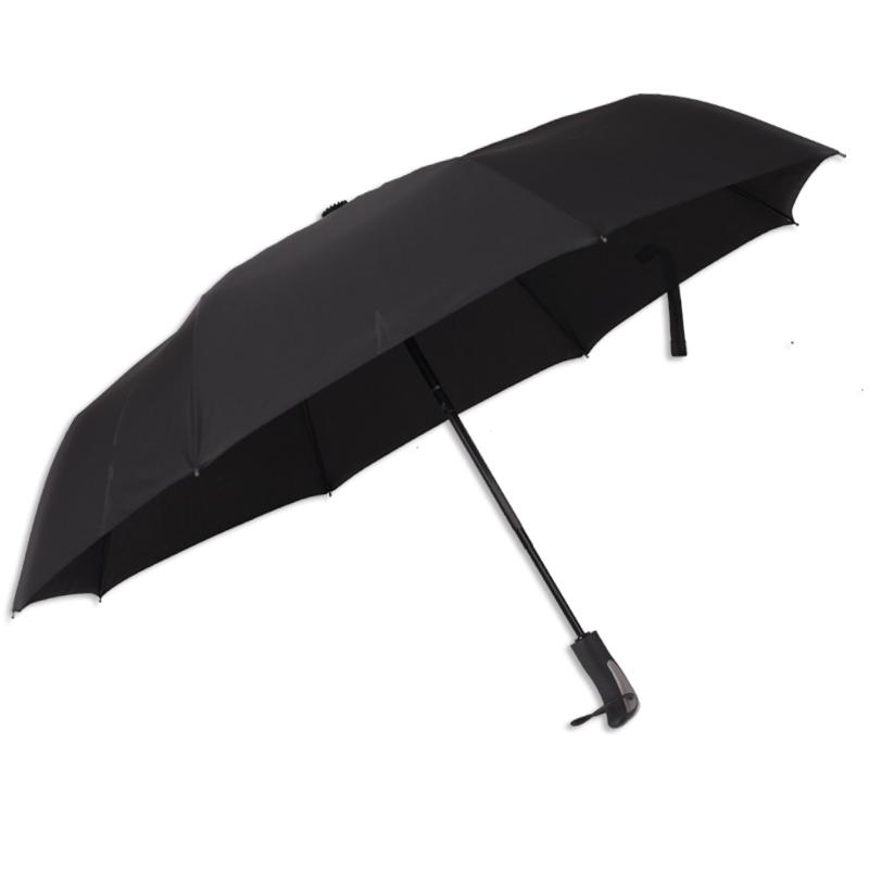 包邮QIUTONG男女全自动伞自开自收伞商务伞广告伞折叠晴雨伞创意【图2】