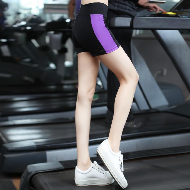 菩媞瑜伽服緊身運動短褲春夏女速幹健身房跑步褲2019款瑜珈顯瘦褲