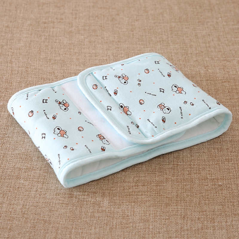 宝宝纯棉护脐带 婴儿幼儿睡觉护肚脐护肚围肚子 新生儿护腰带秋冬