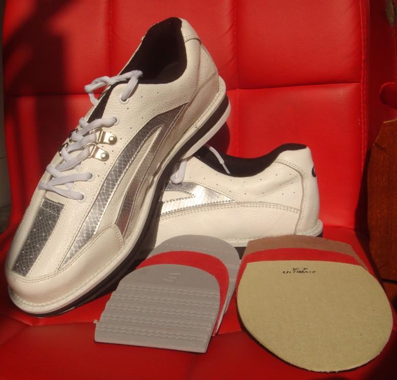 BEL保龄球用品  可换底 左右脚 专业保龄球鞋 男女款