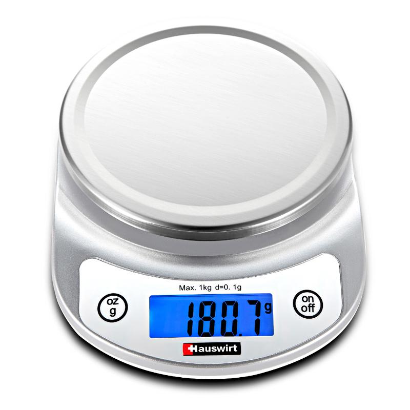 Hauswirt/海氏HE-56家用厨房电子称烘焙秤0.1克精度