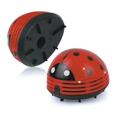 迷你小型桌面吸尘器/清洁机/甲虫草莓学习用具卡通橡皮擦屑清理