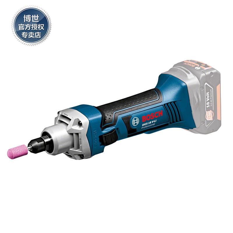 博世电动工具内磨直磨机18V锂电充电式电磨打磨抛光机GGS18V-LI