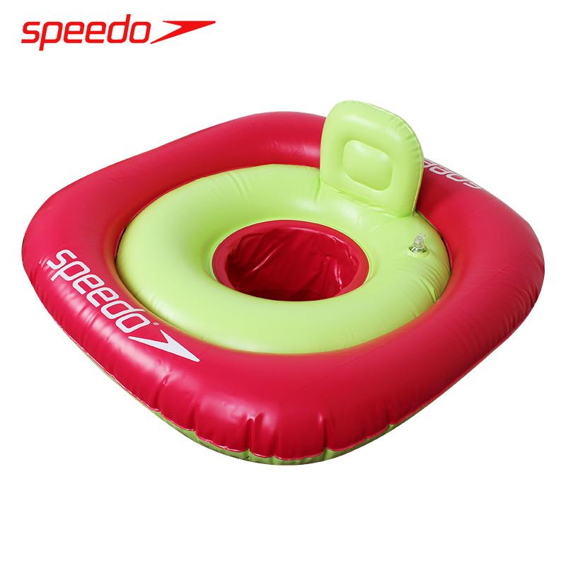 speedo速比濤兒童游泳圈  初學游泳正品 寶寶座圈 充氣浮圈救生圈