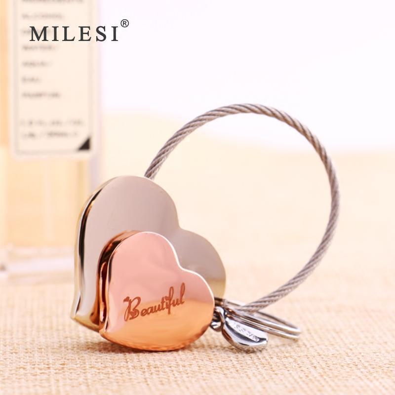 钥匙扣女 韩国创意钥匙链可爱简约汽车钥匙挂件个性迷你包包挂饰