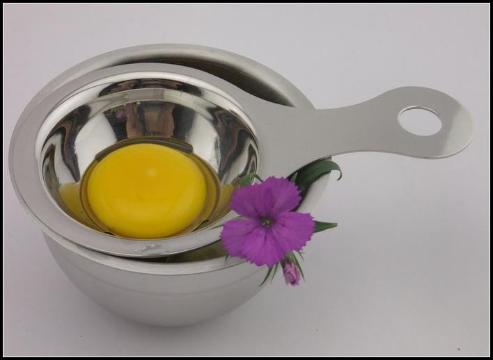 出口德國 304不鏽鋼蛋黃蛋清蛋白分離器 蛋液過濾器 分隔蛋液器