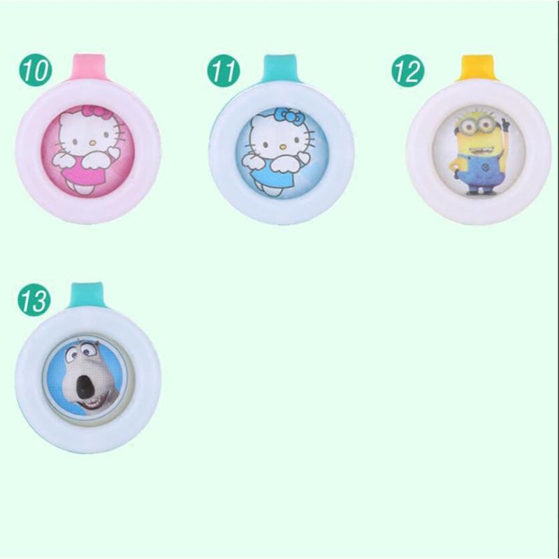 买一送一 驱蚊扣防蚊贴神器防蚊子婴儿童孕妇成人宝宝驱蚊手环