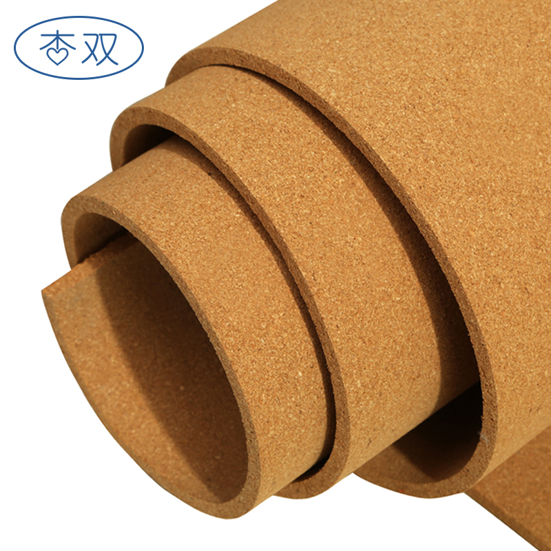 杏双8MM软木卷材软木板照片墙留言告示板宣传栏软木板墙板幼儿园