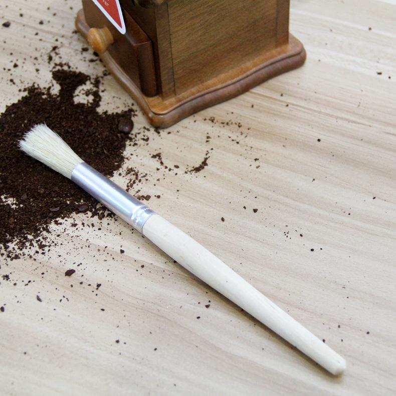 [淘寶網] 咖啡磨刷子 電動研磨機毛刷 手搖咖啡磨豆機刷子 磨豆機軟毛刷