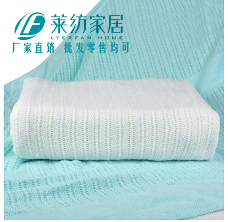 特價純棉紗羅毯冷感線毯夏涼被空調毯子午睡單雙人毛巾被床單夏季