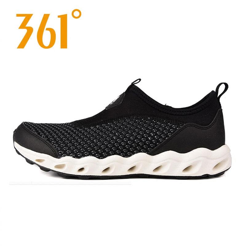 361度朔溪鞋夏季新款361户外男子朔溪涉水防滑透气耐磨溯溪鞋