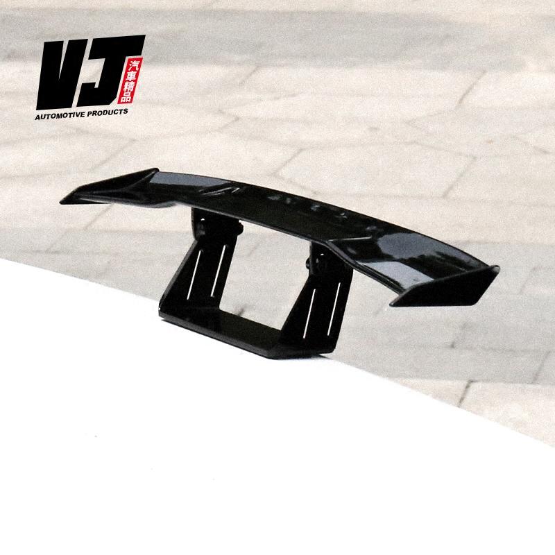 迷你小尾翼改装通用装饰mini汽车小飞机个性创意搞笑免打孔跑车翼