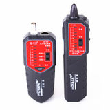 Smart mouse NF-268 line Finder set network cable line meter anti-interference no noise line finder line meter POE live line homing upgrade pressure-proof anti-burning version no noise no current sound version