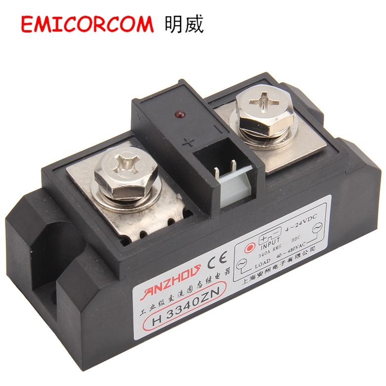 Buy Anzhou industrial grade solid state relays h3340zn/pn ... on
