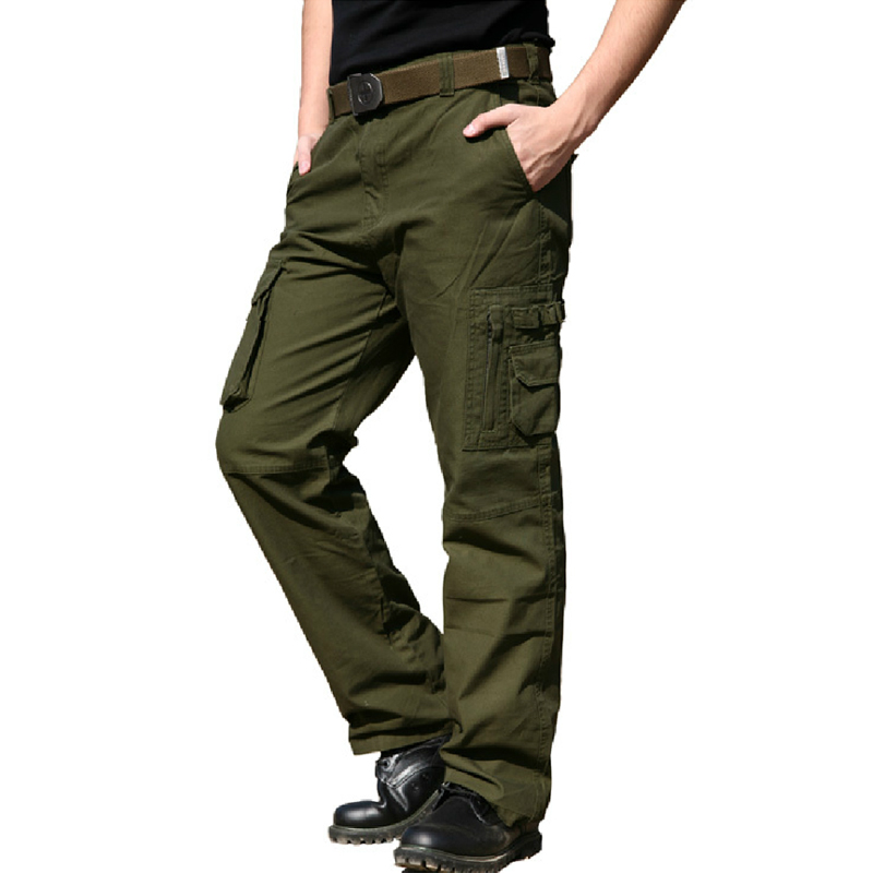 Buy Authentic military field line outdoor leisure military fans army fans  clothing men  39 s large pocket pants tooling bags pants pants in Cheap  Price on ... 36e949d0e57