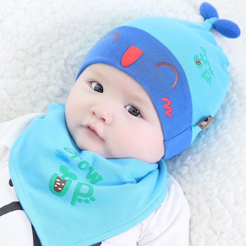 a6b1afd3d Buy Baby hat baby hat in spring and autumn cotton 0--3--6--12 months ...
