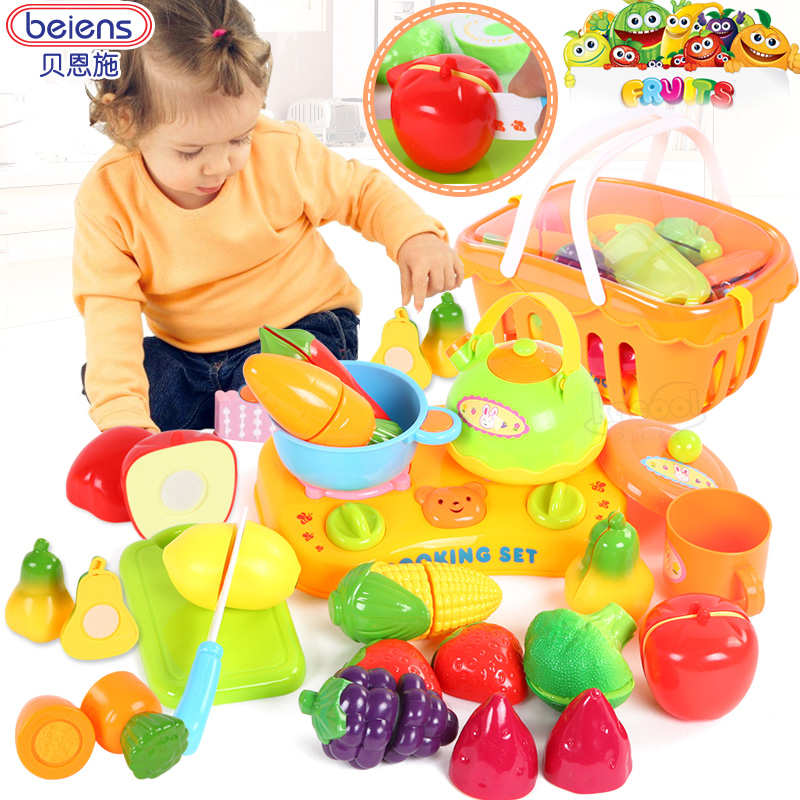 Buy Bain shi children cut fruits and vegetables honestly ...