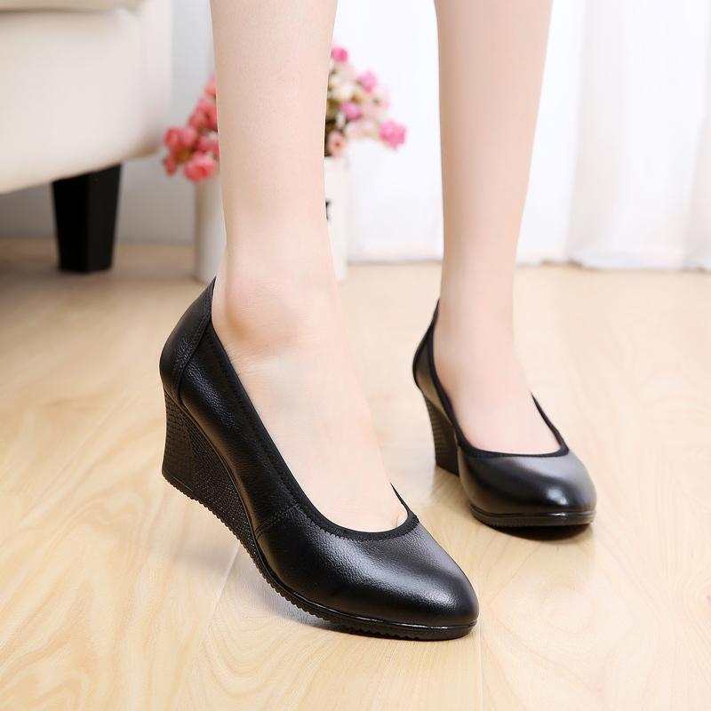 Buy Black female professional shoes