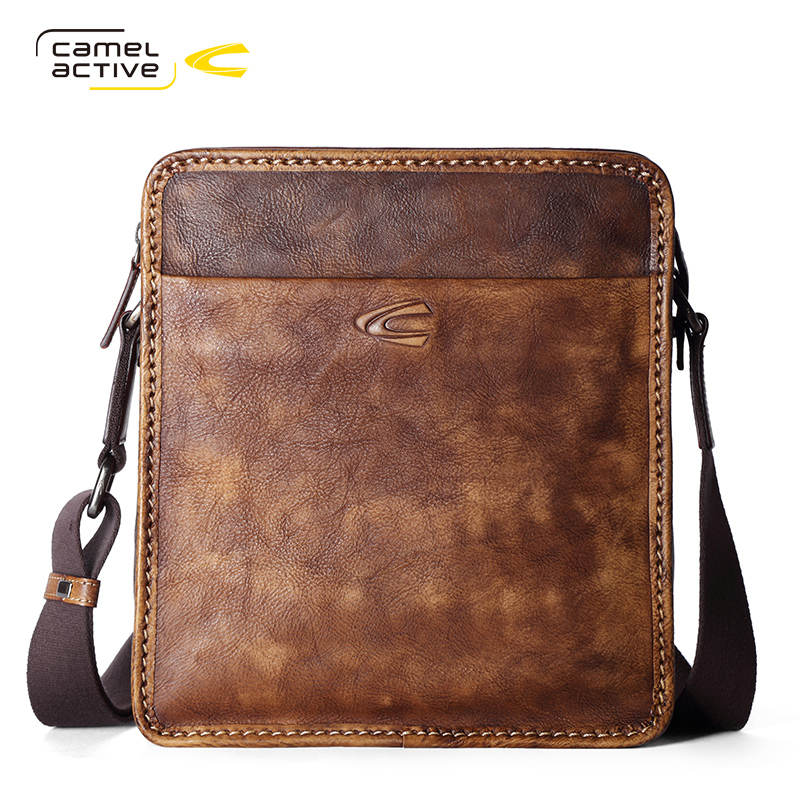 082b81435d Buy Camel active camel active 2016 new man bag shoulder bag diagonal  vertical section first layer of leather satchel bag man in Cheap Price on  m.alibaba.com