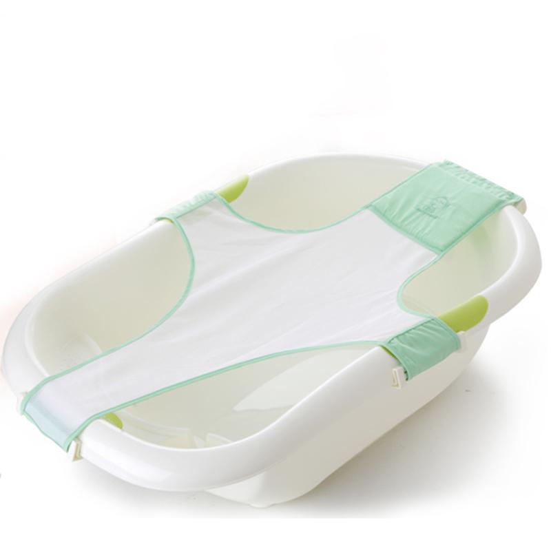 Buy Children newborn baby bath bath net bed bath pocket bath net bag ...