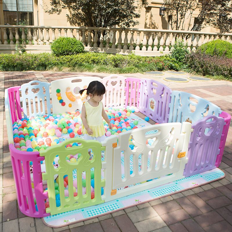 Buy Children 39 S Playpens Baby Fence Plastic Fence Fence Fence