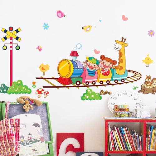 Buy Children 39 S Room Cartoon Boys And Girls Bedroom Background