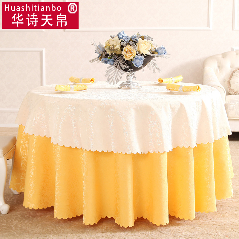 Large Round Table Cloth.Buy Circular Living Room Hotel Tablecloth Large Round Table Cloth