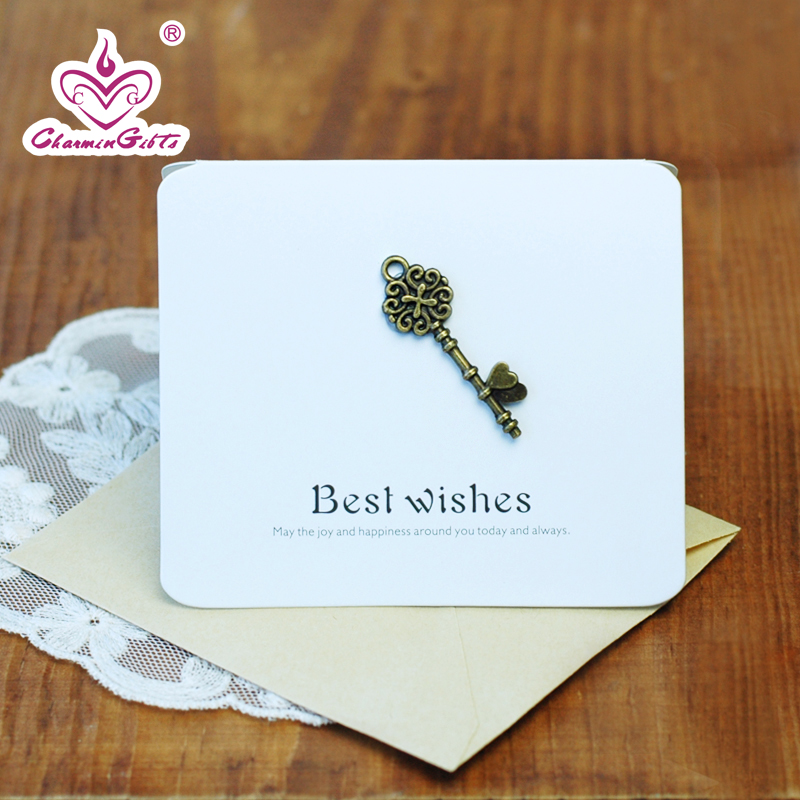 Buy creative birthday gift card greeting card thanks thanksgiving buy creative birthday gift card greeting card thanks thanksgiving greeting card love confession of love key small card invitation card in cheap price on m4hsunfo