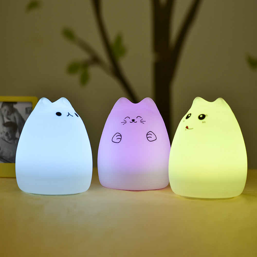 Buy Decompression Creative Birthday Gift To Send Girls Girlfriends Boyfriend Romantic Special Cute Adorable Pet Lamp Classmates Graduation Ceremony Items In
