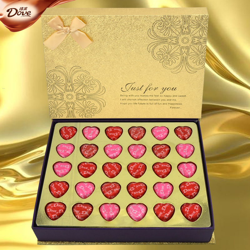 Buy Dove Chocolate Gift Box Diy Boxes To Send His Girlfriend A Birthday Free Shipping In Cheap Price On Alibaba
