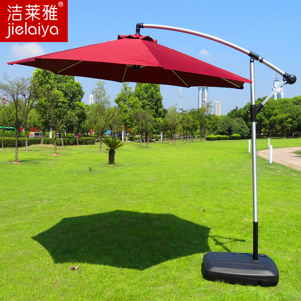 Amazing Buy Eliya Large Outdoor Umbrellas 3 M Banana Umbrella Rome Umbrella Patio  Umbrella Parasol Umbrella Beach Umbrella Umbrella Stall In Cheap Price On  ...
