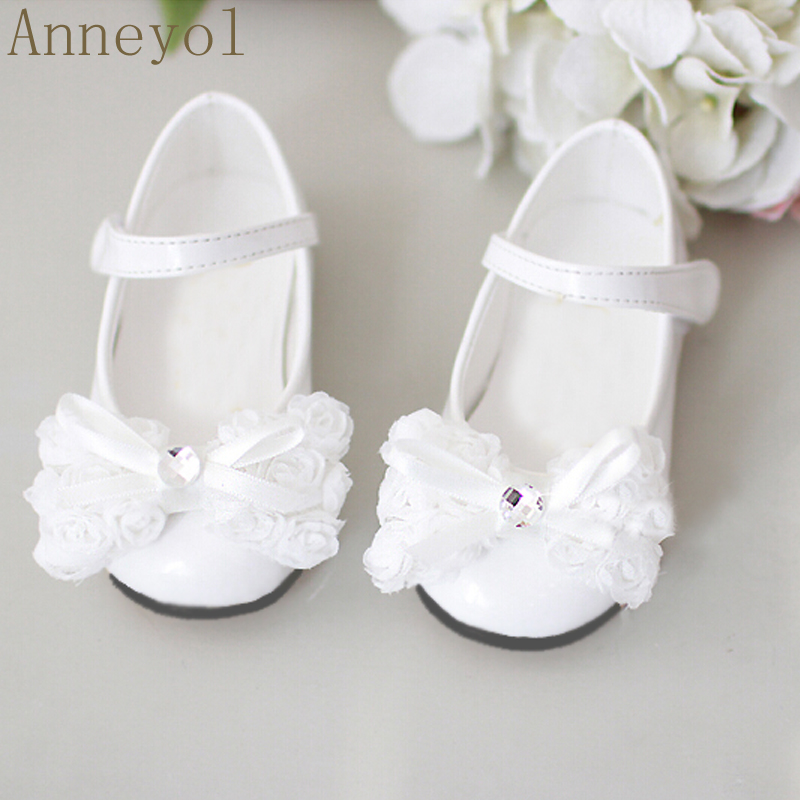 cae36f006c47 Buy Flower girls shoes single shoes leather dress shoes princess shoes  girls shoes student shoes flower girl shoes children in Cheap Price on  m.alibaba.com