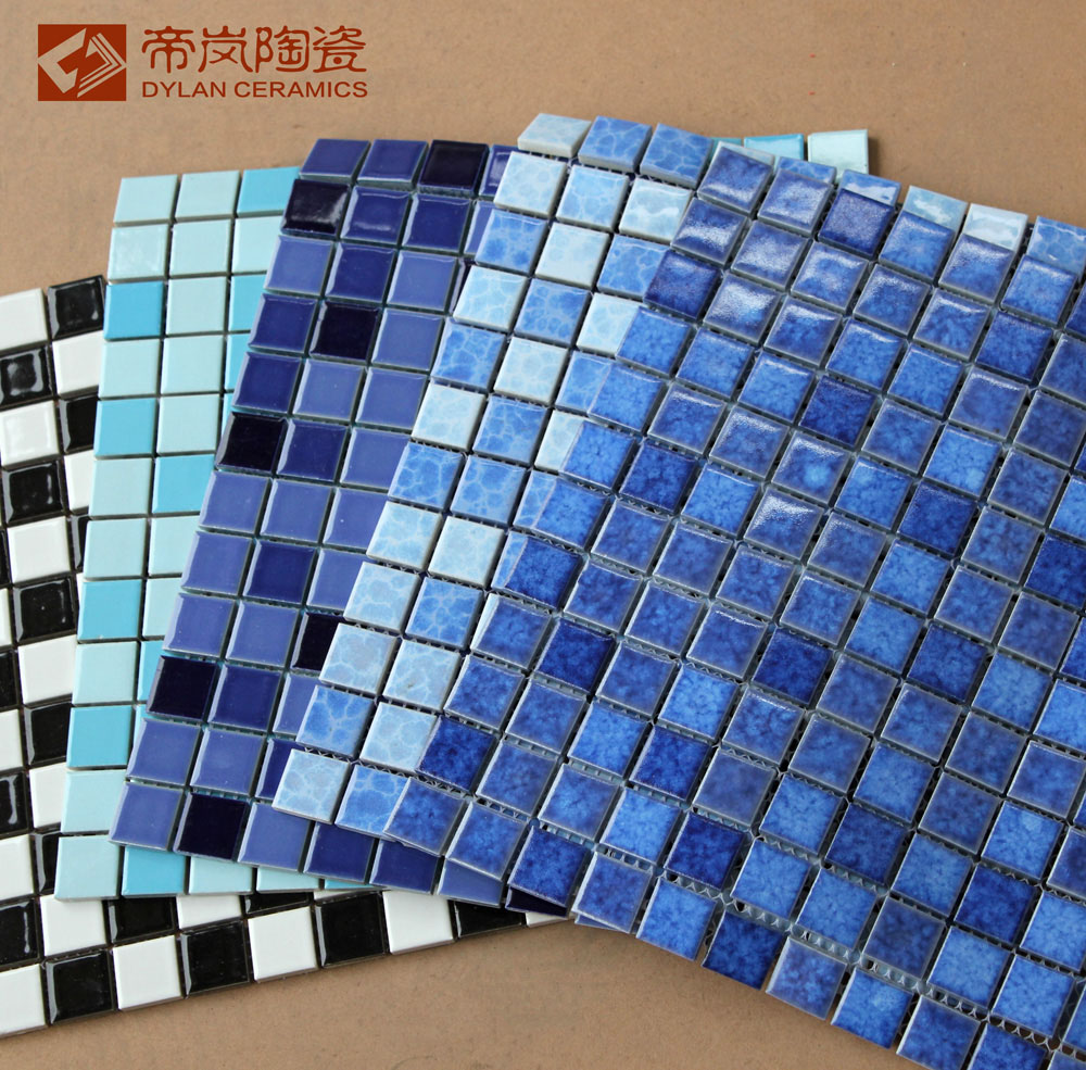 Buy Foshan ceramic tiles swimming pool tiles pool tiles dedicated 23 ...