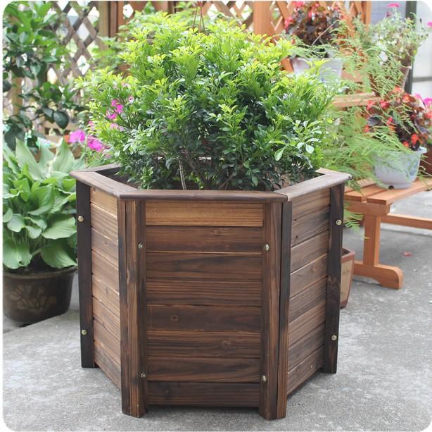 Creative Outdoor Flower Pots