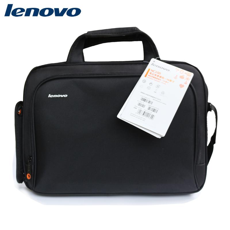 Genuine Lenovo Laptop Bag 14 Inch 6 Shoulder Men And Women Thicker Shock In Price On M Alibaba