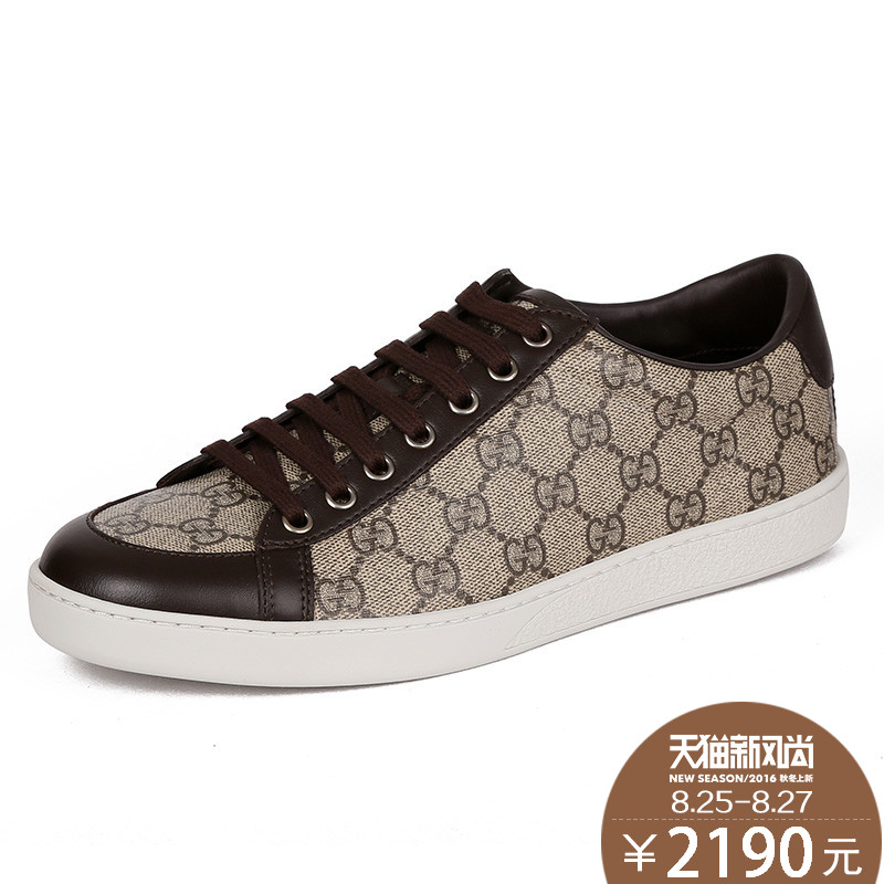 89dc62244 Buy Gucci/gucci/gucci/gucci ms. authentic shoes casual shoes canvas shoes  series with flat shoes female models in Cheap Price on m.alibaba.com