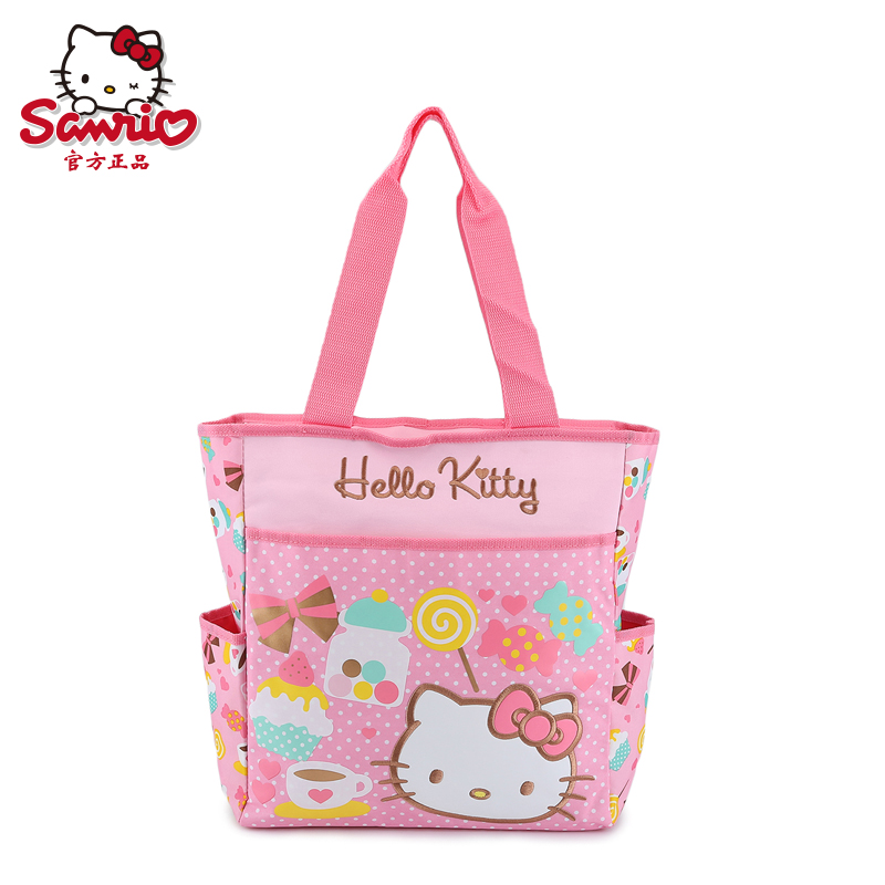 O Kitty Sweet Series Of Casual Hand Bag S Cute Pencil Large Capacity Travel Tour Packages In Price On M Alibaba