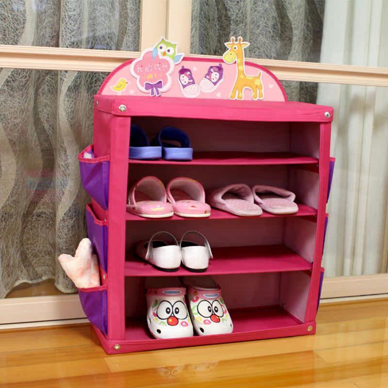 Buy Kindergarten Children Cartoon Baby Oxford Shoe Shoe Rack Shelf Storage Cabinet Finishing Cabinet Lockers In Cheap Price On Alibaba Com