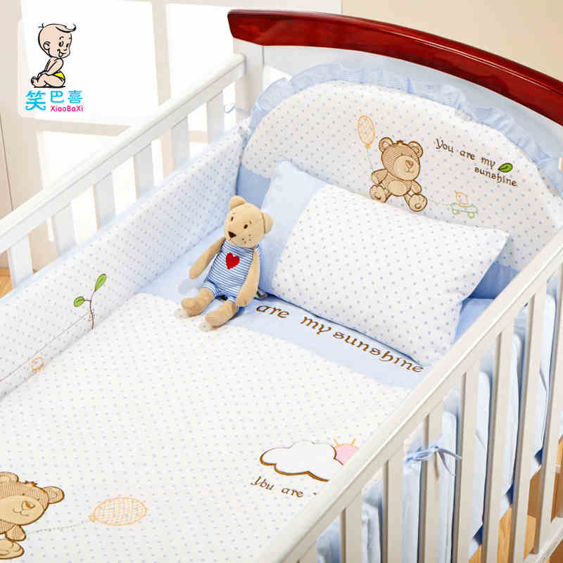 Amazing Laugh pakistan hi baby bedding baby bed around ten kits crib bed around washable baby bed around For Your House - Minimalist baby bedroom set Modern