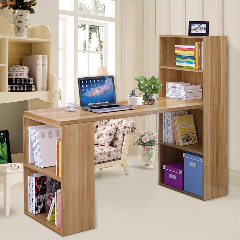 Buy Minimalist modern home desktop computer desk corner ...