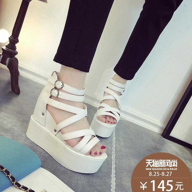 China inch platform sandals, China inch