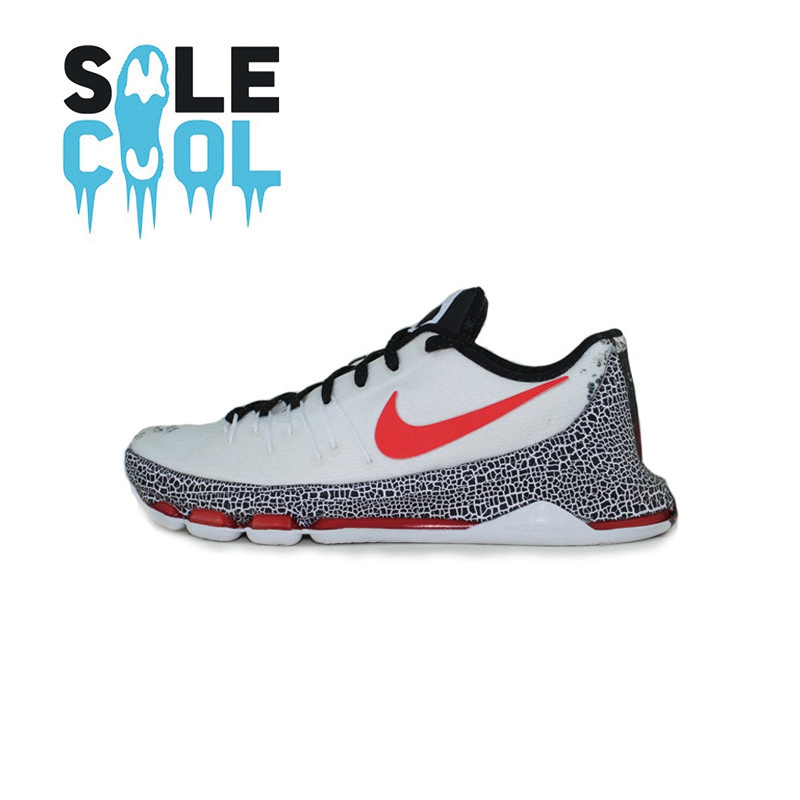 Buy Nike nike kd8 xmas christmas 8 christmas durant basketball shoes ...