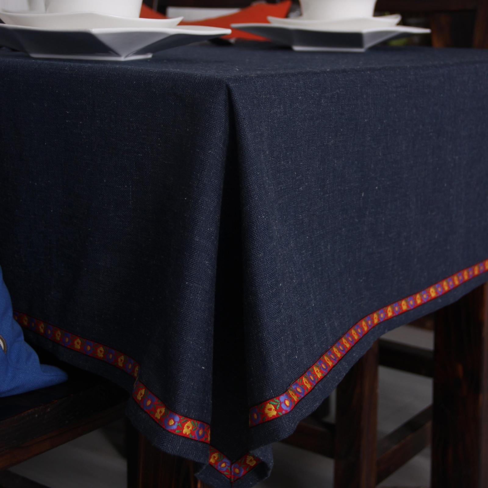 Buy [Oh] for habitat coffee color lace tablecloth table cloth