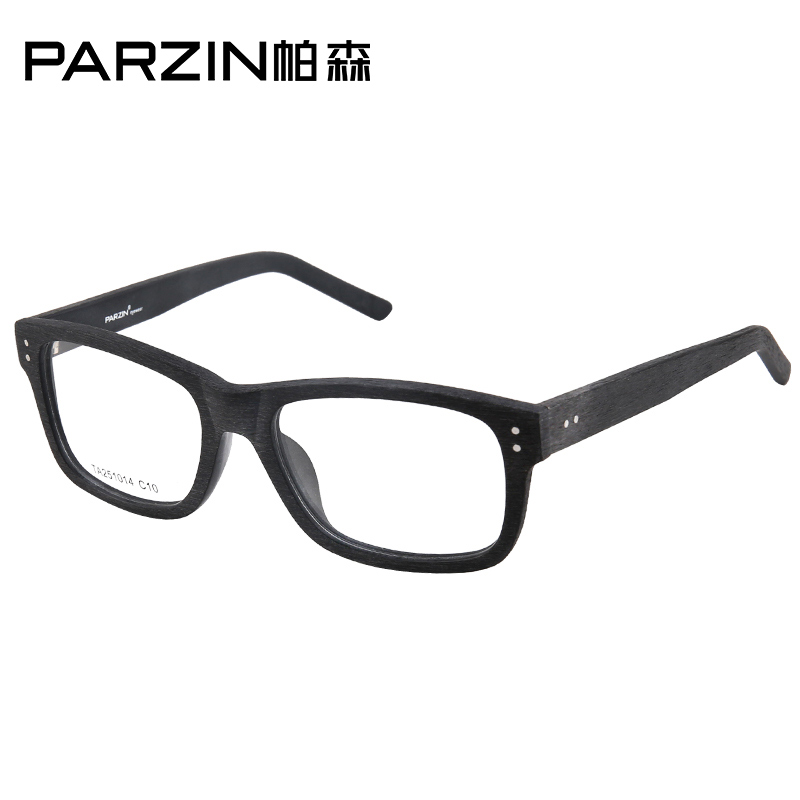 Buy Parson new wood temples eyeglass frames for men and women ...