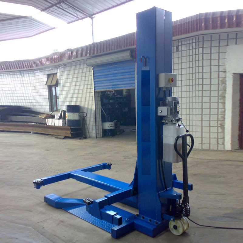 Photosynthetic Removable Single Column Lift Car Mobile Hydraulic In Price On M Alibaba