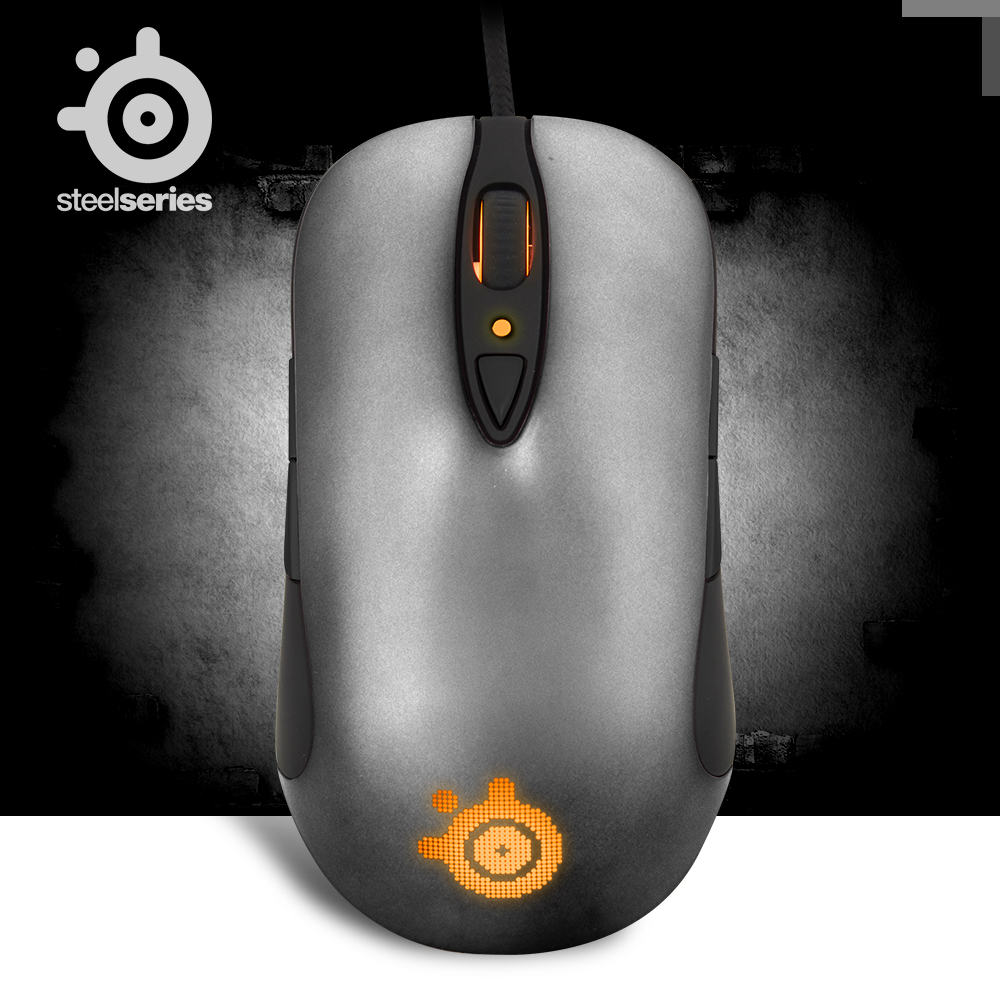 SteelSeries Sensei Fnatic Limited Edtion Wired Ergonomic Laser Gaming Mouse