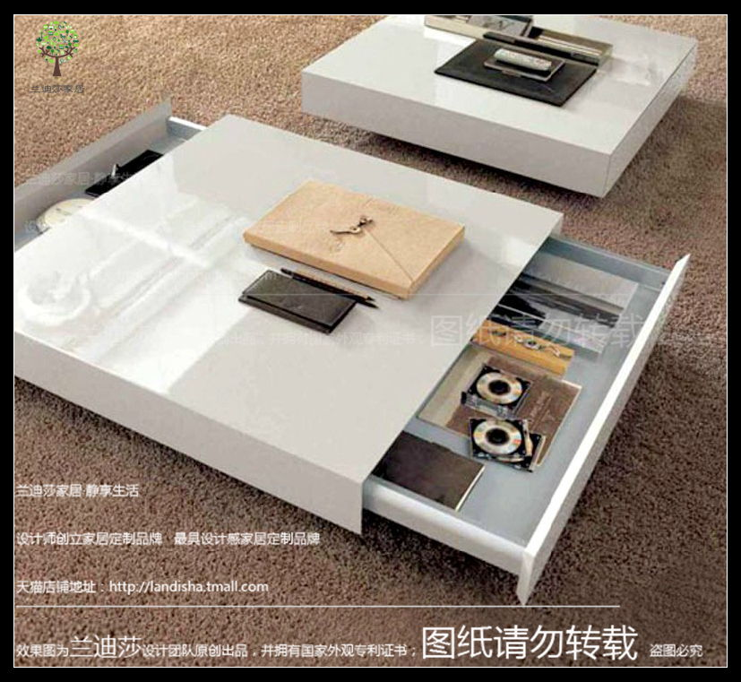 Buy Randy Lufthansa Paint White Paint Coffee Table Coffee Table Coffee Table Fashion Simple Coffee Table Storage Coffee Table Tea Table A Few Square Coffee Table Tea Set In Cheap Price On